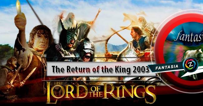 El señor de los anillos 2003