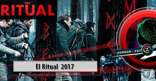 Película El Ritual 2017