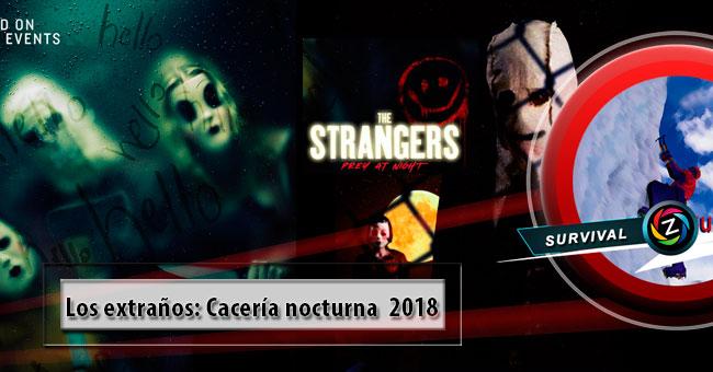 Película Los Extraños 2 2018