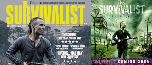 Película The Survivalist 2015