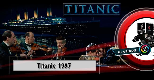 Titanic 1997 la película con más premios Oscar en el cine