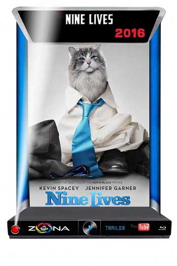Película Nine lives 2016