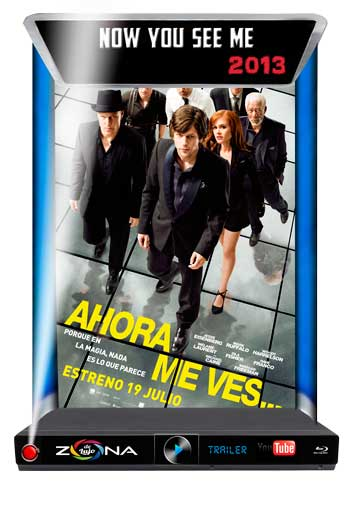Película Now You See Me 2013