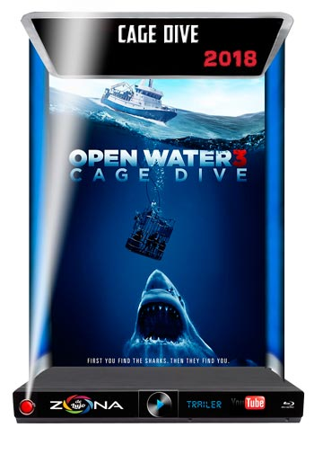 Película Open Water 3: Cage Dive 2018