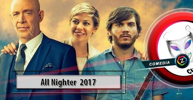 Película All Nighter 2017