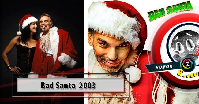Movie Bad Santa (2003)