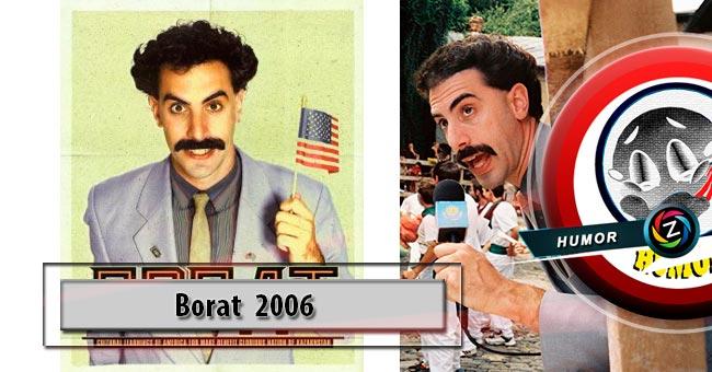 Película Borat 2006
