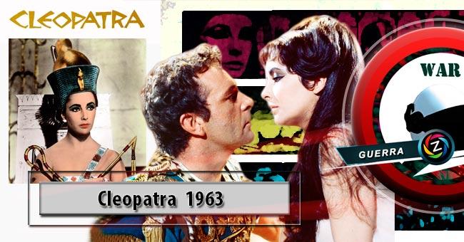 Movie Cleopatra 1963