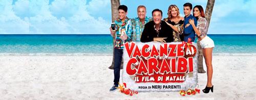 Movie Vacanze ai Caraibi 2015