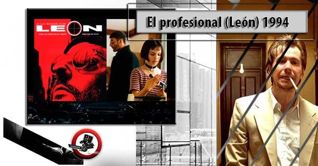 Película León 1994