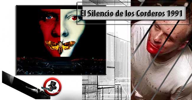 Película el Silencio de Los Inocentes 1990 (Hannibal Lecter)