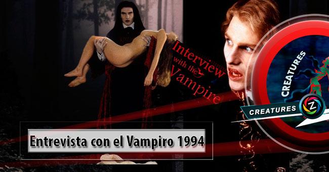 Película Entrevista con el Vampiro 1994
