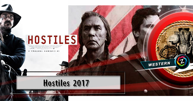 Movie Hostiles 2017