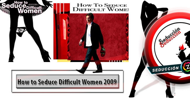 Movie How to seduce a Difficult women 2009