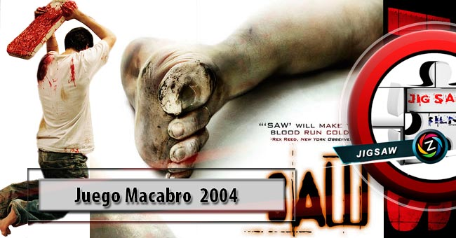 Movie Saw 2004
