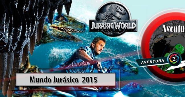 Jurassic World 2015 taquillera
