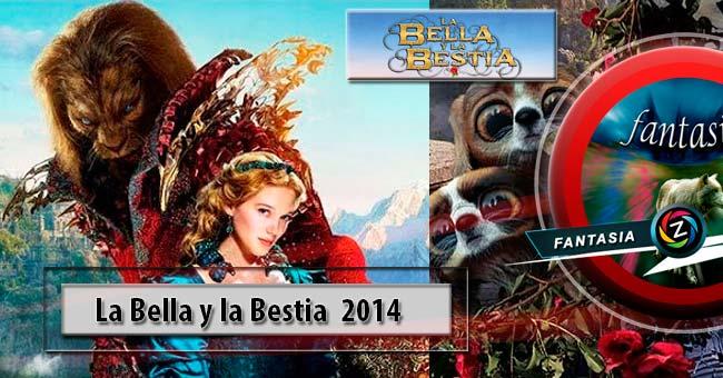 Película la Bella y la Bestia 2014
