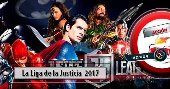 Movie Justice League 2017