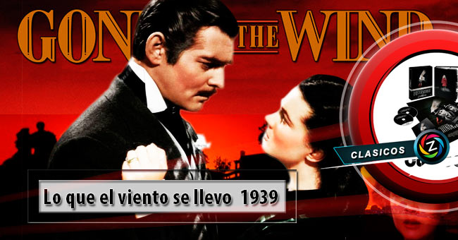 Movie Gone with the wind 1939
