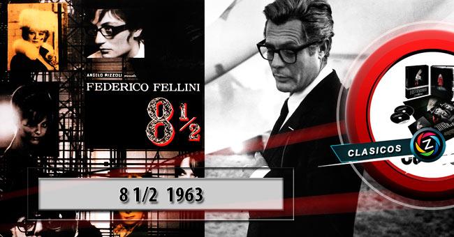 Movie 8 1⁄2 1963