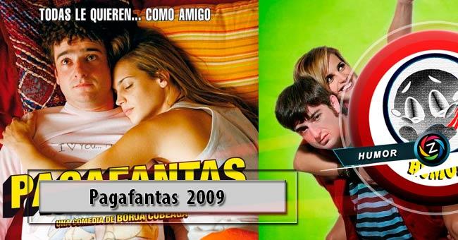 Película Pagafantas 2009