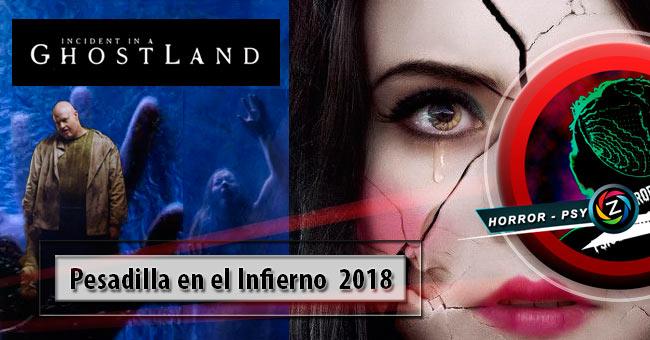 Película Pesadilla en el Infierno 2018