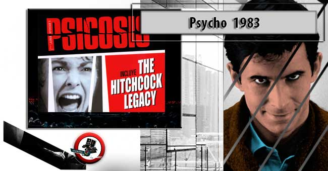 Norman Bates en Psicosis 1983