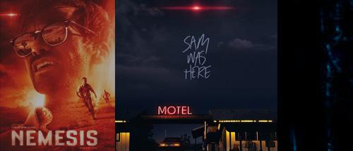 Movie Sam Was Here (2017)