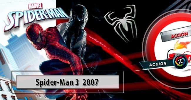 Movie Spiderman 3 2007