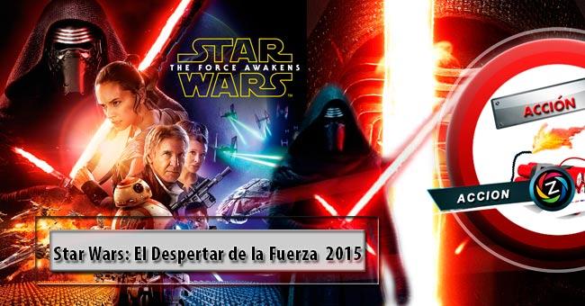 Star Wars Episodio VII 2015 de taquilla