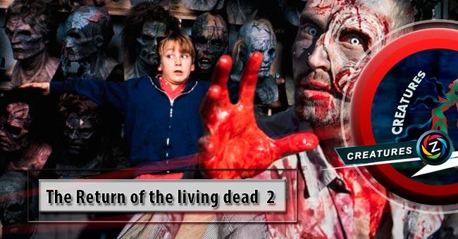 Movie Return Of The Living Dead II