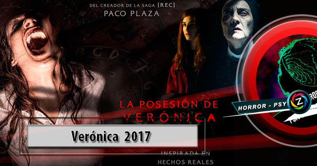 Película Verónica 2017