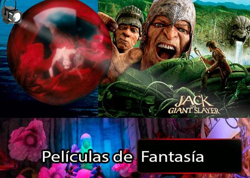 Películas de Fantasía