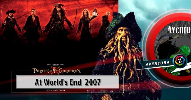 Piratas del Caribe: en el fin del mundo 2007