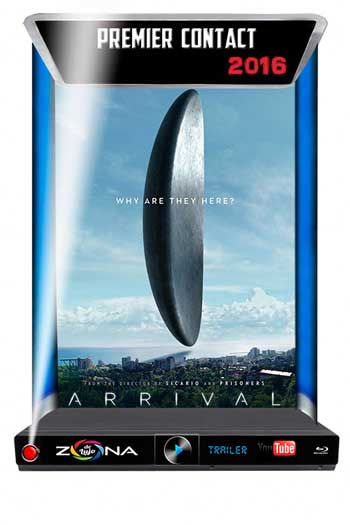 Película Arrival 2016