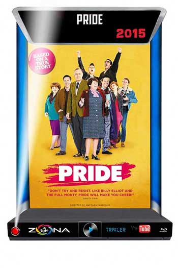 Película Pride 2015