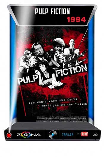 Película Pulp Fiction 1994