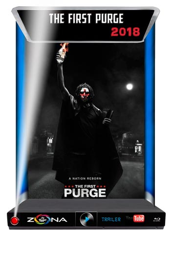 Película Purge 4: The First Purge 2018