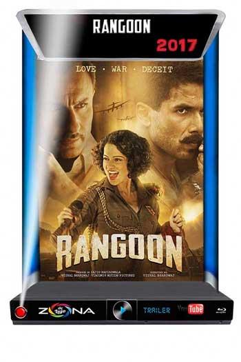 Película Rangoon 2017