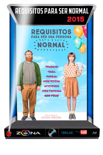 Película Requisitos Para ser una Persona Normal 2015