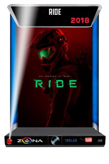 Película Ride 2018