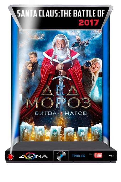 Película Santa Claus: The Battle Of Wizards 2017