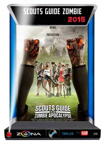 Película Scouts Guide to the Zombie Apocalypse 2015