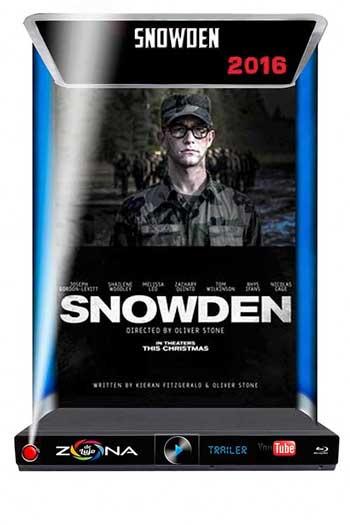 Película Snowden 2016