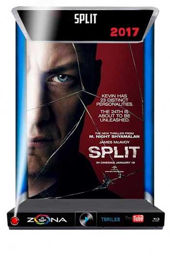 Película Split 2017