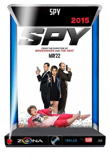 Película spy 2015