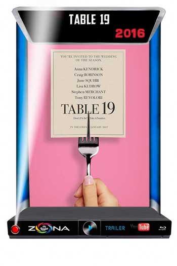Película Table 19 2016