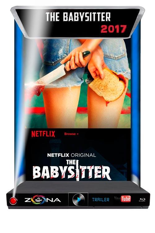 Película The Babysitter 2017