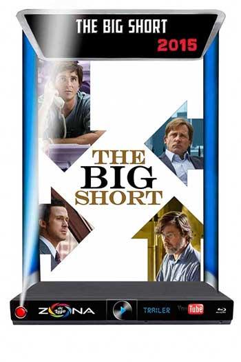 Película La Gran apuesta 2015