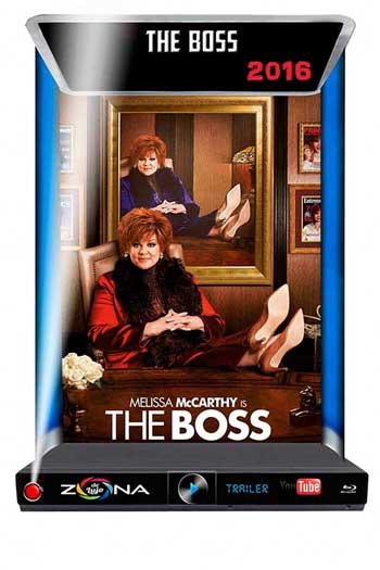 Película The boss 2016